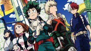 Manga Boku no Hero Academia Terbaru