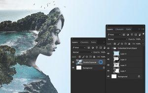 Cara Import Gambar Ke Photoshop Simple